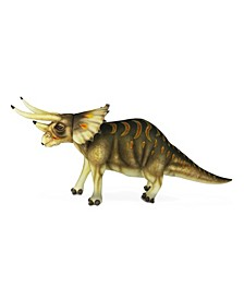 "50"" Triceratops Plush Toy"
