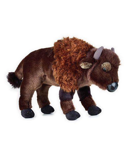 Venturelli Lelly National Geographic Bison Plush Toy