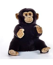Venturelli Lelly National Geographic Chimpanzee Hand Puppet