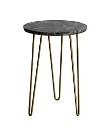 Abnie Accent Table, Quick Ship