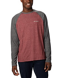 Men's Thistletown Park Performance Raglan-Sleeve T-Shirt