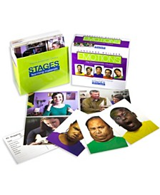 Stages Learning Materials Language Builder, Emotions Cards