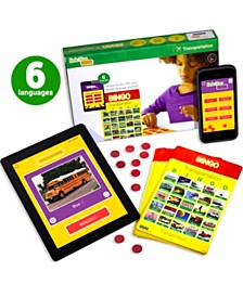 Stages Learning Materials Link4Fun Real Photo Transportation Bingo Game