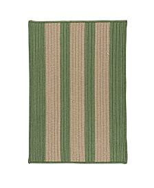 Boat House Olive 2' x 4' Accent Rug