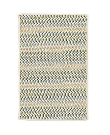 Chapman Wool Peacock Blue 2' x 3' Accent Rug