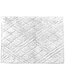 "Cotton 27"" x 45"" Bath Rug"