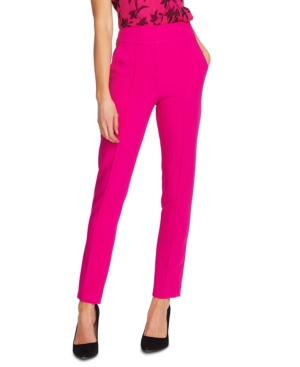 Vince Camuto Pants PIN-TUCK SKINNY PANTS