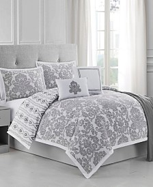 Ellen Tracy Adalisa 6-Piece King Comforter Set