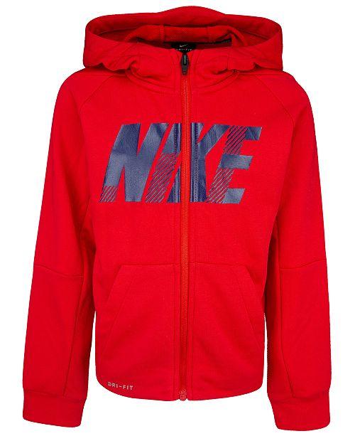 Nike Little Boys Zip-Up Hoodie