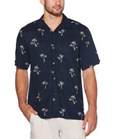 Cubavera Men's Palm Tree Shirt