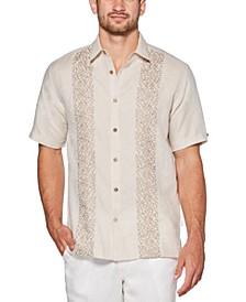 Men's Tobacco Leaf Emblem Shirt