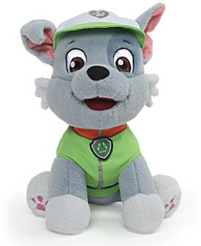 "Gund® 9"" Rocky plush in uniform"