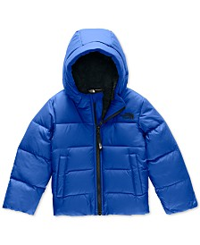 The North Face Toddler Boys Moondoggy Hooded Down Jacket