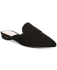 Bar III Tya Mules, Created for Macy's
