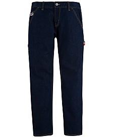 Levi's® Big Boys 502™ Regular Tapered-Fit Carpenter Jeans