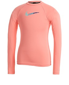 Big Girls Long-Sleeve Dri-FIT Hydrogaurd
