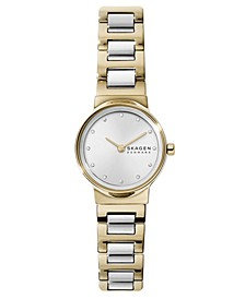 Women's Freja Two-Tone Stainless Steel Bracelet Watch 26mm