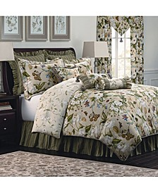 Garden Image Comforter Set Collection