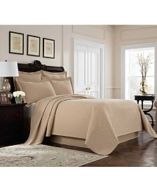 Williamsburg Richmond Queen Coverlet
