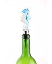 Seahorse Bottle Stopper