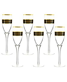 6 Piece Flutes Set