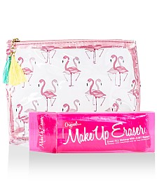 Buy a Makeup Eraser + Flamingo Carrying Case for $20 (A $30 Value) with any $50 Color purchase