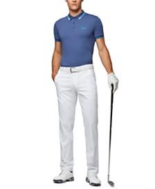 BOSS Men's Paddy Pro 3 Regular-Fit Polo Shirt