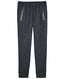 Ring of Fire Big Boys Textured Space-Dyed Joggers, Created for Macy's