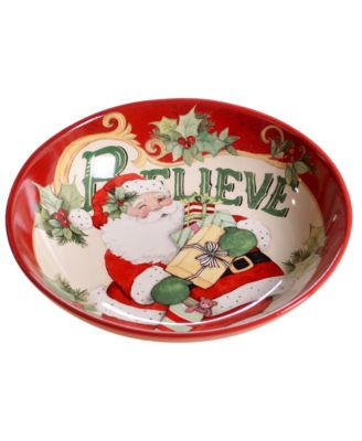 Believe Serving/Pasta Bowl