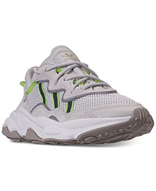 Women's Ozweego Athletic Casual Sneakers from Finish Line