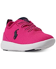 Toddler Girls Kamran Stay-Put Closure Athletic Sneakers from Finish Line