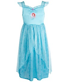 AME Little & Big Girls Little Mermaid Nightgown