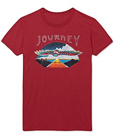 Journey Flying Men's Graphic T-Shirt
