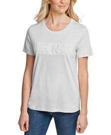 DKNY Embossed Logo T-Shirt