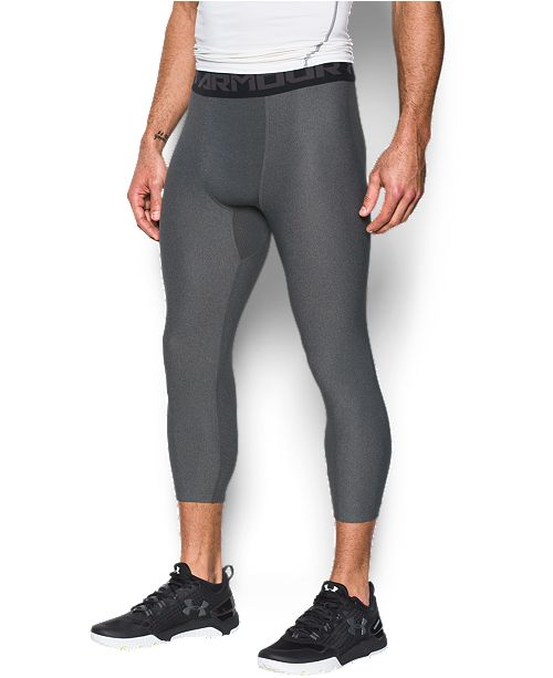 Strict politician Chamber  Under Armour Men's HeatGear® Armour Compression Leggings & Reviews - All  Activewear - Men - Macy's
