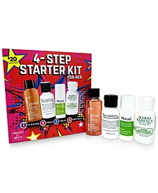 Women's 4-Step Skincare Routine Set