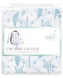 aden by aden + anais Baby Boys Retro Cotton Car Seat Canopy