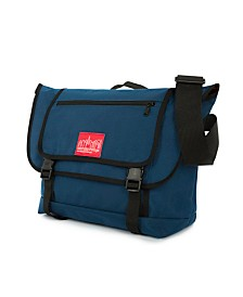 Manhattan Portage Willoughby Messenger Bag with Handle