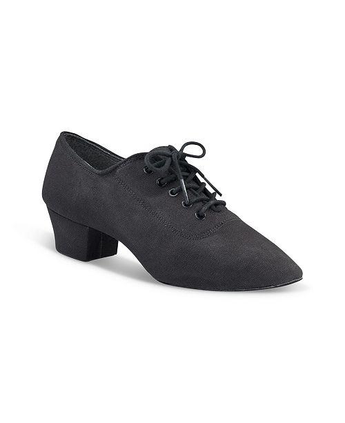 "Capezio Ballroom Practice 1.25"" Cuban Heel Shoe"