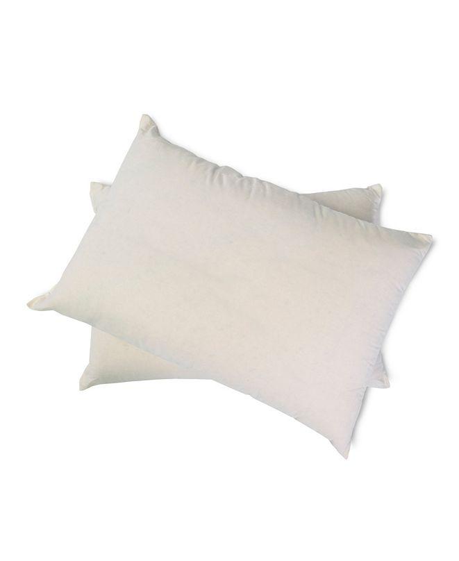 Naturepedic Cotton, PLA Pillow - King