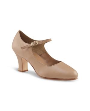 Vintage Dance Shoes- Where to Buy Them Capezio Manhattan Character Shoe Womens Shoes $89.00 AT vintagedancer.com