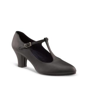 Capezio Jr. Footlight T-Strap Character Shoe Women's Shoes