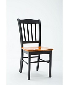 Shaker Collection Dining Chairs, Set of 2