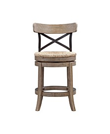 Myrtle Collection Swivel Counter Stool