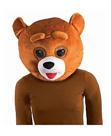 BuySeasons Adult Bear Mascot Mask