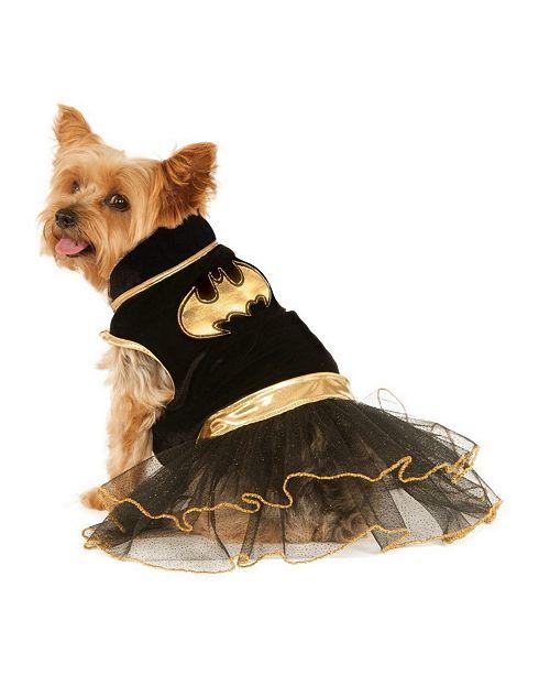 BuySeasons Batgirl Tutu Dress Pet Costume