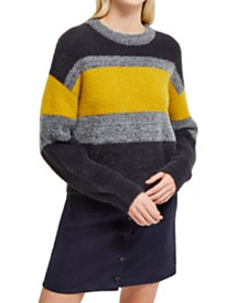 French Connection Rufina Striped Sweater