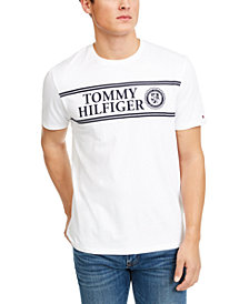 Tommy Hilfiger Men's Ivy Logo Graphic T-Shirt