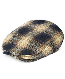 Men's Plaid Newsboy Cap