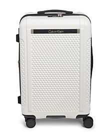 """CLOSEOUT! Driver 24"""" Expandable Hardside Spinner Suitcase, Created for Macy's"""